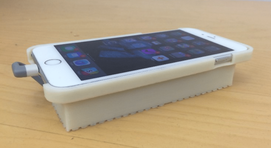 Bastelprojekt: Eine Android-Hülle für das iPhone