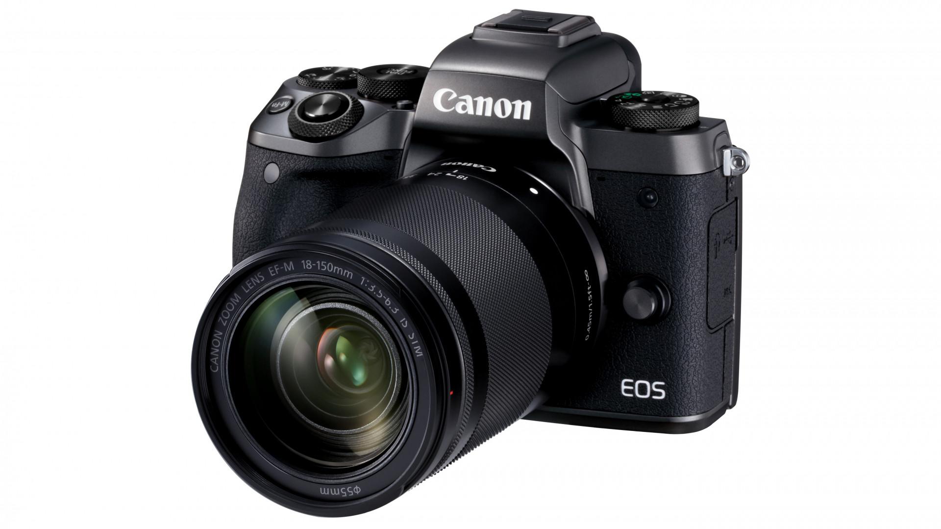 canon eos m5 spiegellose systemkamera f r ambitionierte. Black Bedroom Furniture Sets. Home Design Ideas