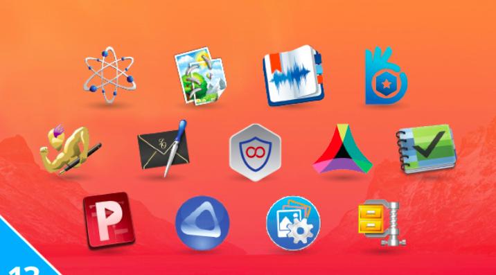 Neues Pay-What-You-Want-Bundle aus Mac-Programmen