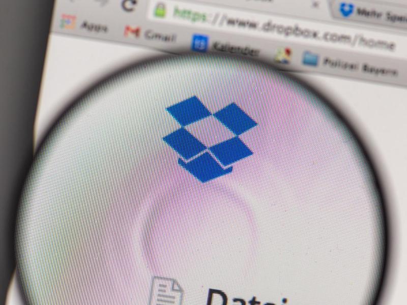 68 Millionen verschlüsselte Passwörter aus Dropbox-Hack veröffentlicht