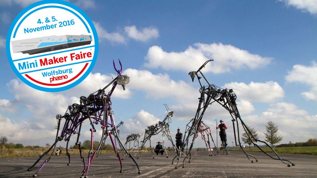 Maker Faires Und Events Am Wochenende Make