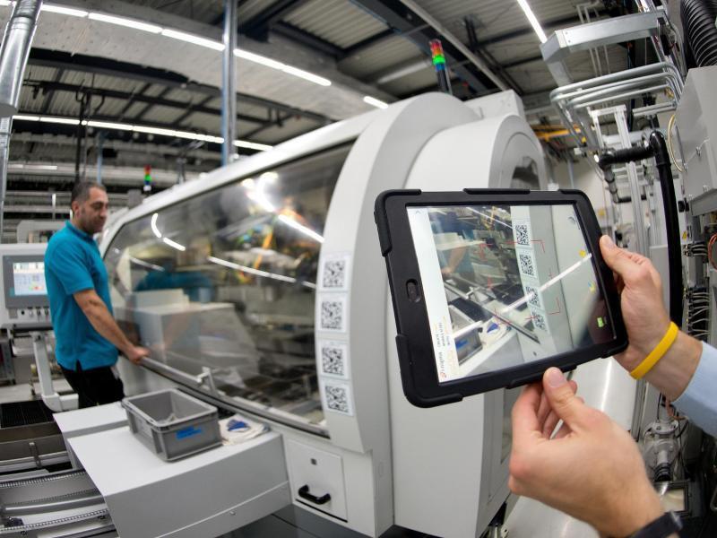 """Plattformen: Deutschland soll mit """"Smart Services"""" auftrumpfen"""
