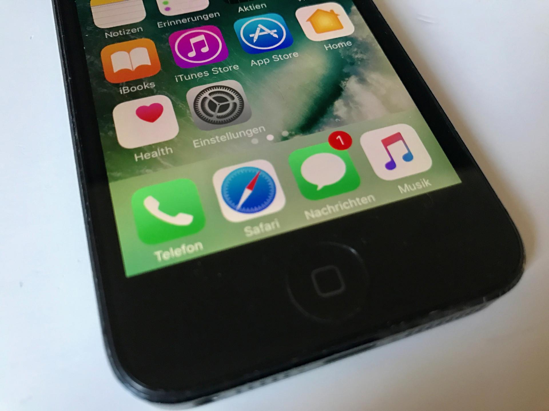 Apples iMessage anfällig für manipulierte Kontaktdateien