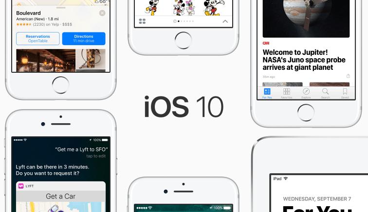 iOS 10.3 angeblich im Anflug – mit neuen Funktionen