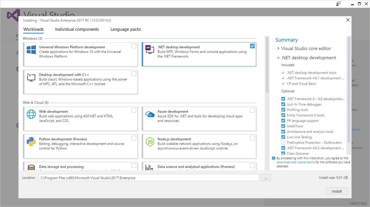 Visual Studio 2017: Weitere News, Features und Tools | heise Developer