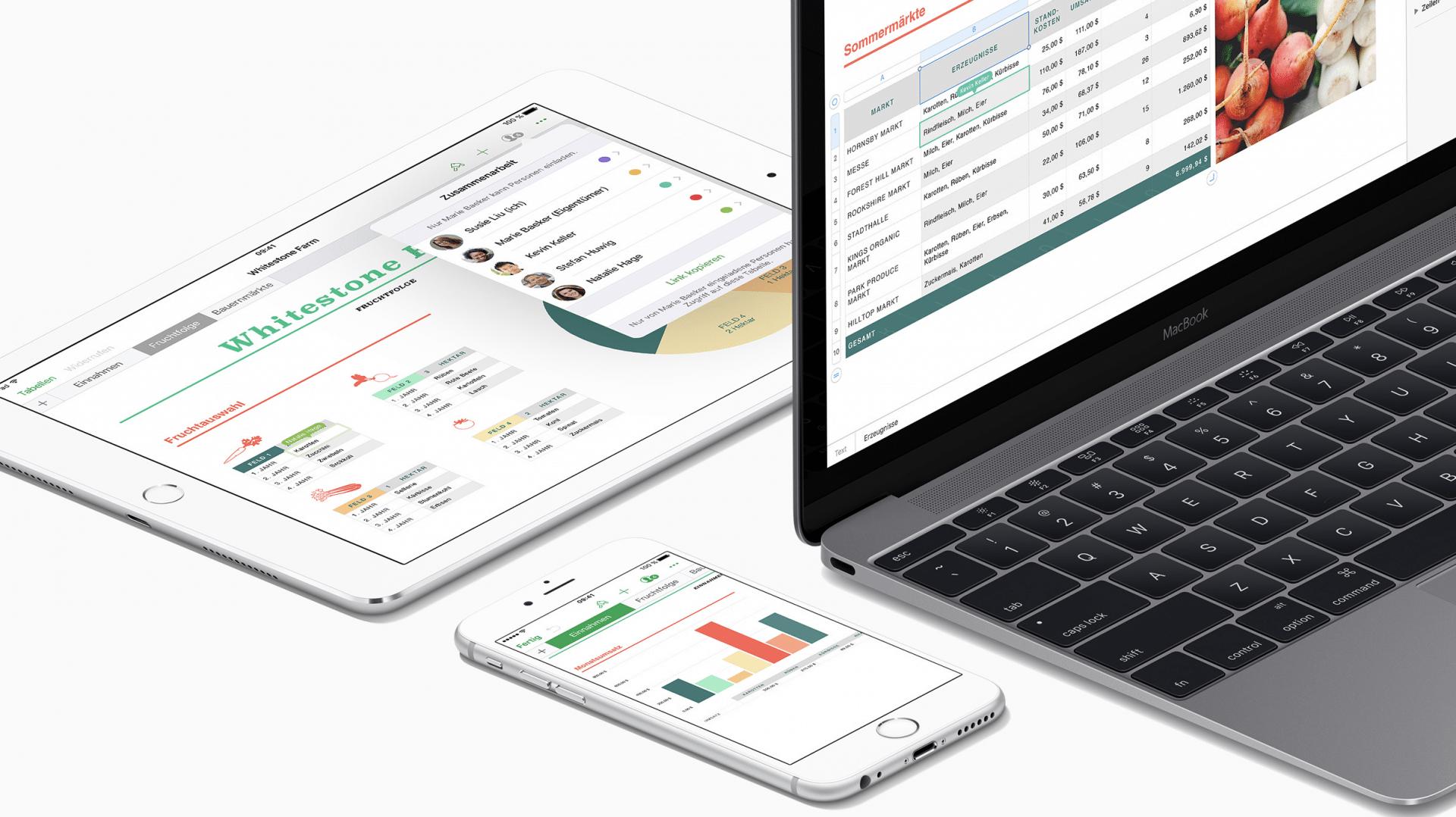 Apples iWork, GarageBand und iMovie nun generell kostenlos | Mac & i