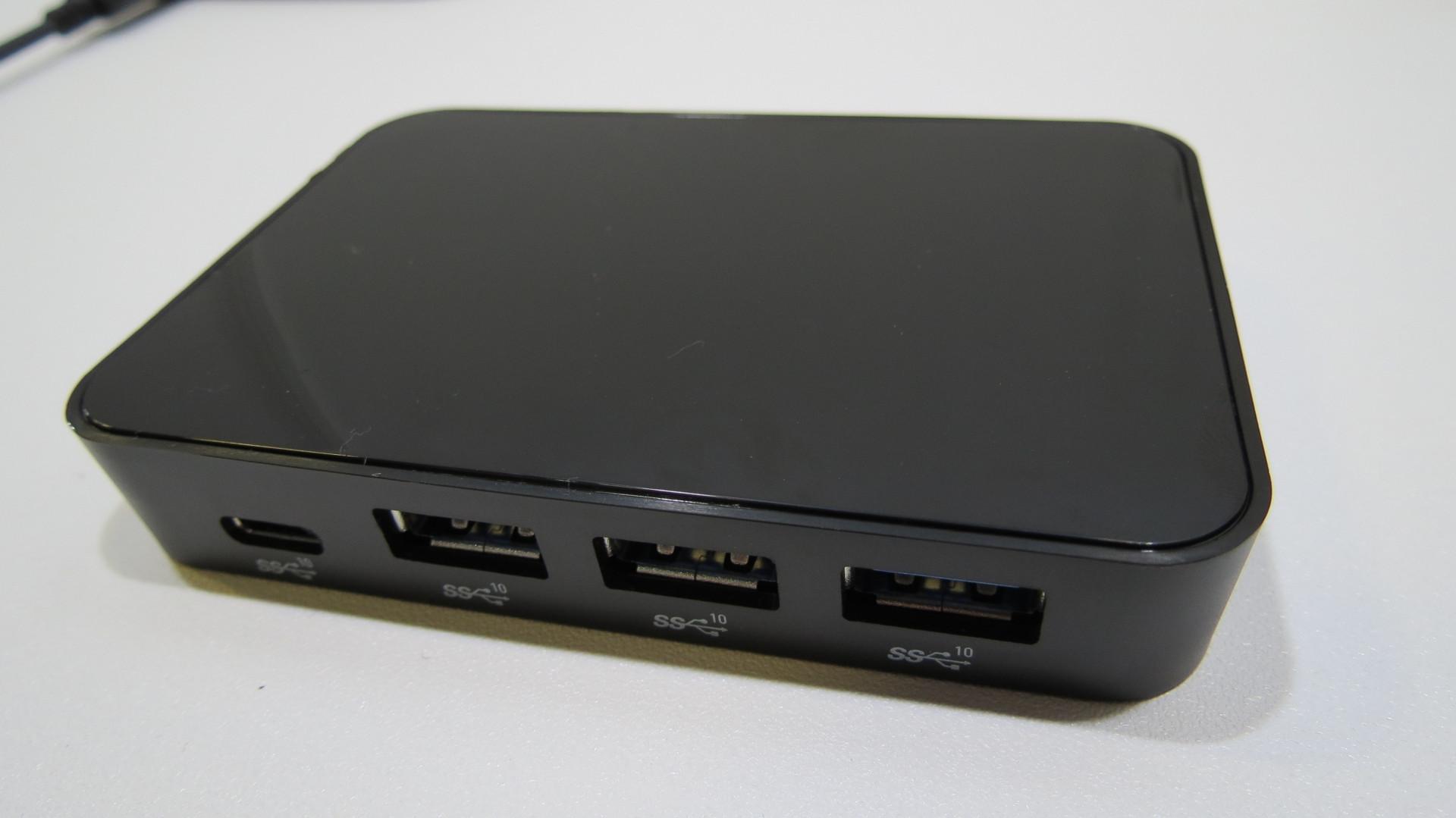 Schnelle USB-Hubs in Sicht