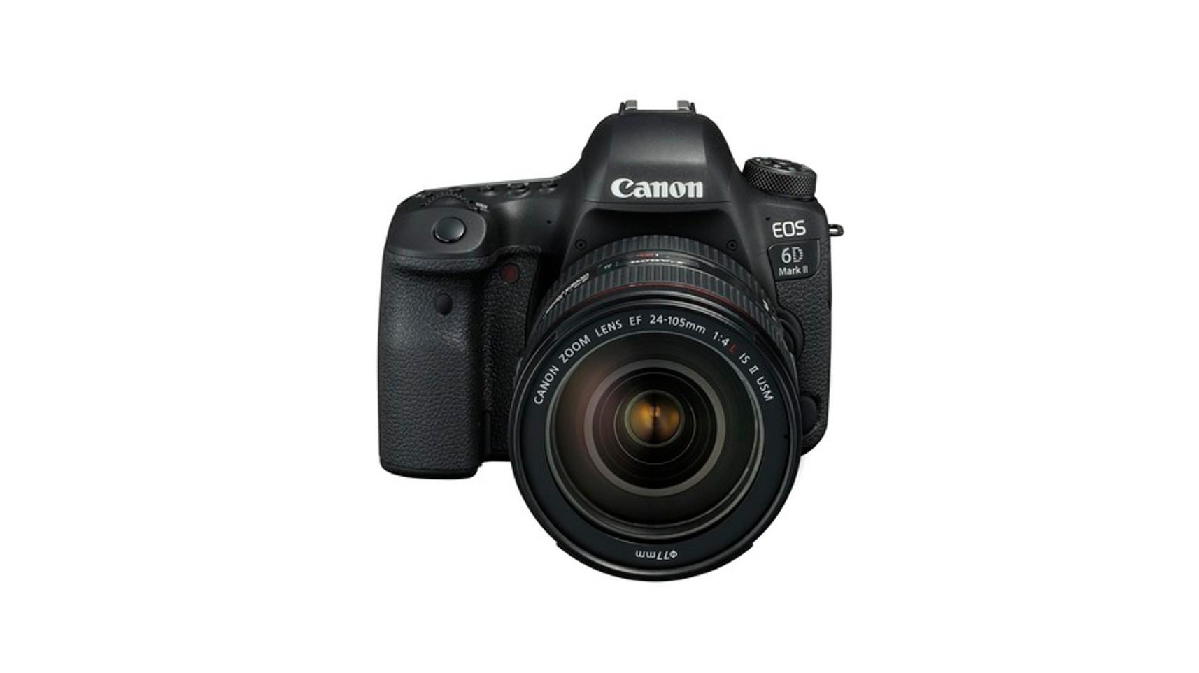 EOS 6D Mark II: Canon stellt neue Spiegelreflexkamera vor | c\'t ...