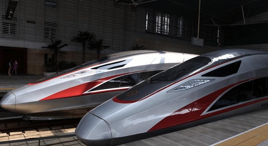 Schnellster Zug Der Welt Darf Bald Wieder Mit Höchstgeschwindigkeit