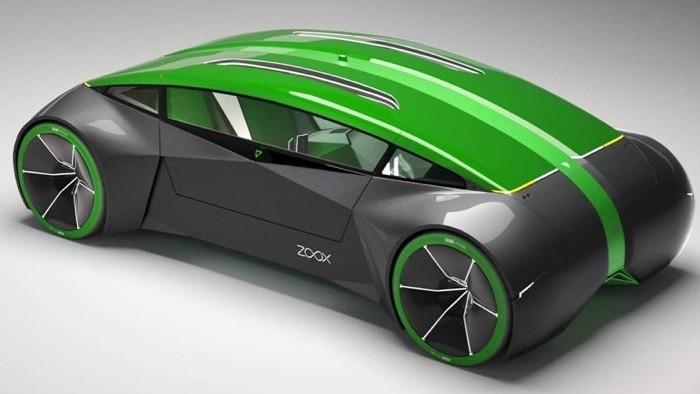 """Autonomes Auto: Mitarbeiter von Apples """"Project Titan"""" wandern zum Start-up Zoox ab"""