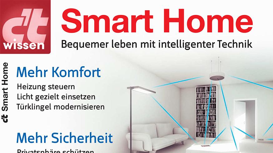 c 39 t wissen smart home online bestellbar heise online. Black Bedroom Furniture Sets. Home Design Ideas