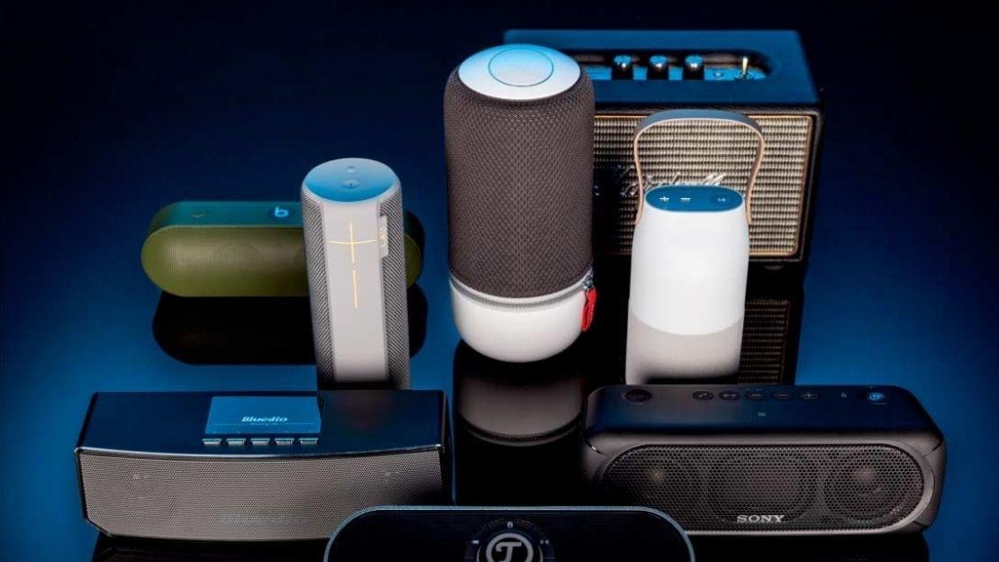 bluetooth lautsprecher im test so flexibel sind die. Black Bedroom Furniture Sets. Home Design Ideas