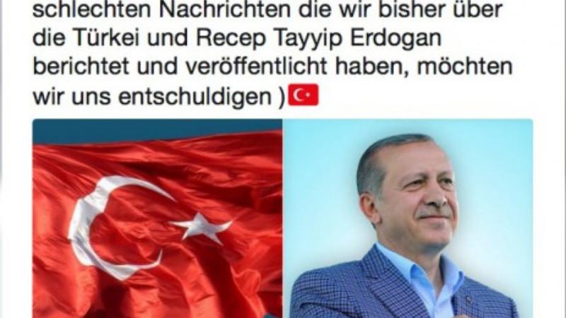 Twitter account von spiegel chefredakteur gehackt for Newsticker spiegel