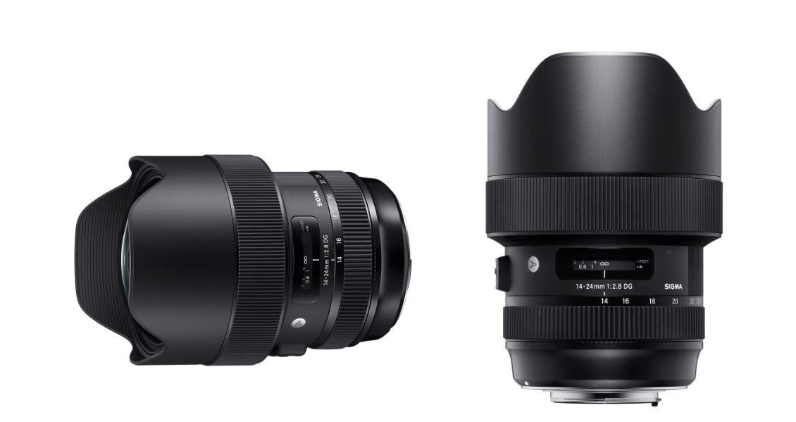 Sigma stellt Vollformat-Weitwinkel 14-24mm F2.8 DG HSM Art vor   c\'t ...