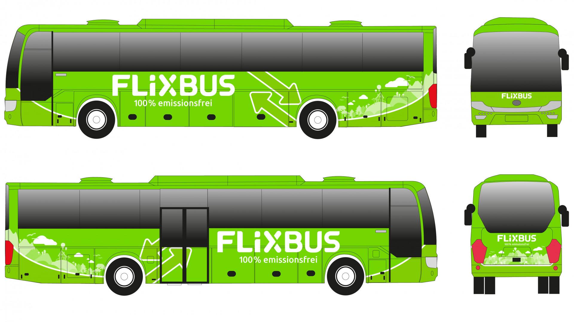 Elektrobusse Flixbus Geht Elektrisch Auf Fernreise