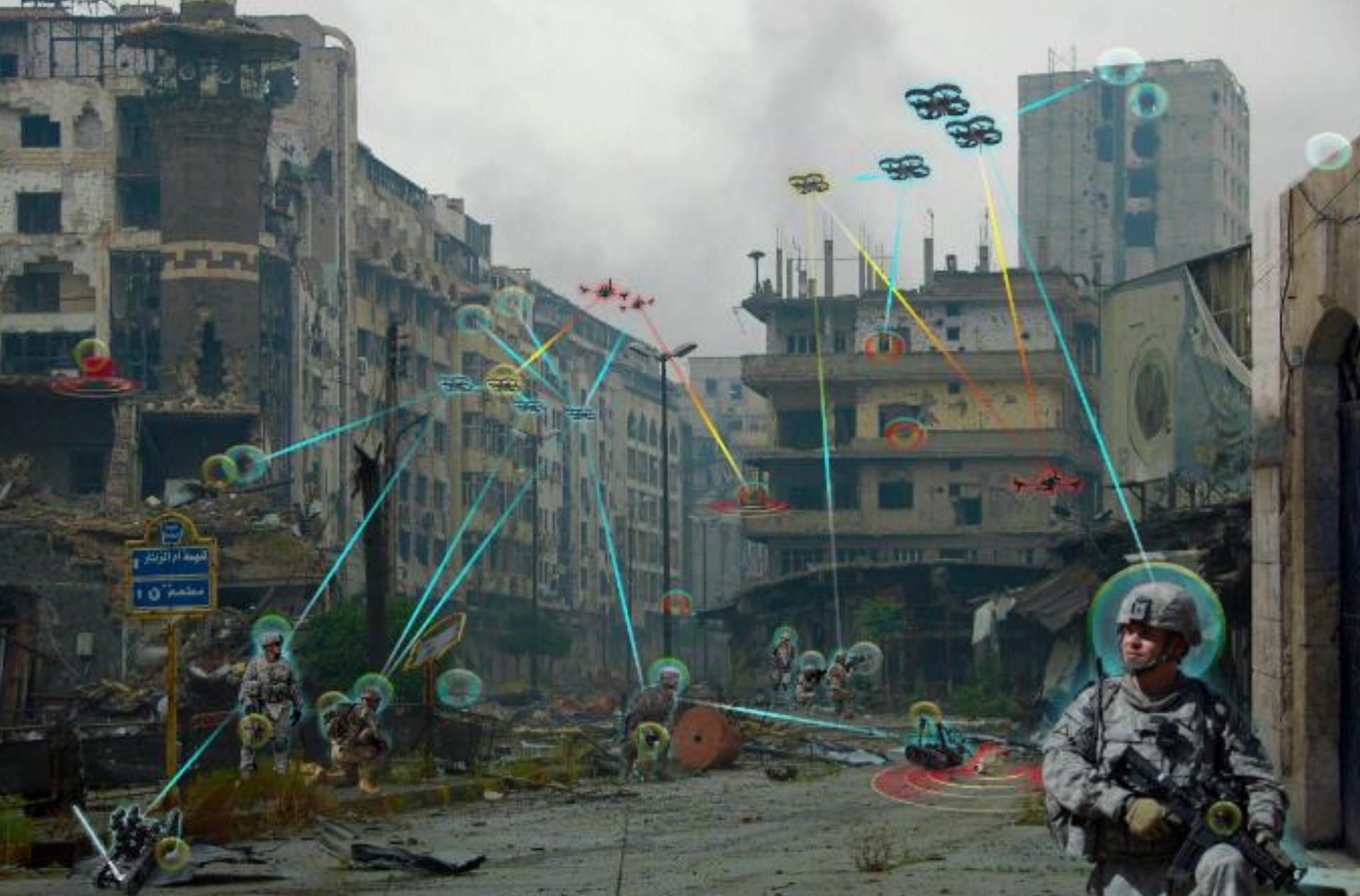 US-Militär: Der künftige Cyberwar wird von Künstlicher Intelligenz ...