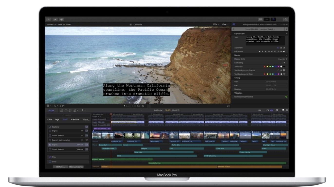 Final Cut Pro X 10.4.1 im Anmarsch | Mac & i