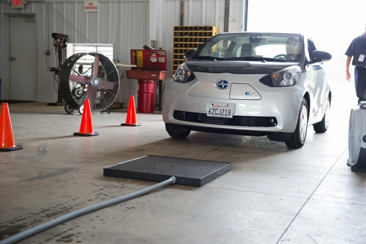 Elektroautos: Kia arbeitet am drahtlosen Laden | heise online