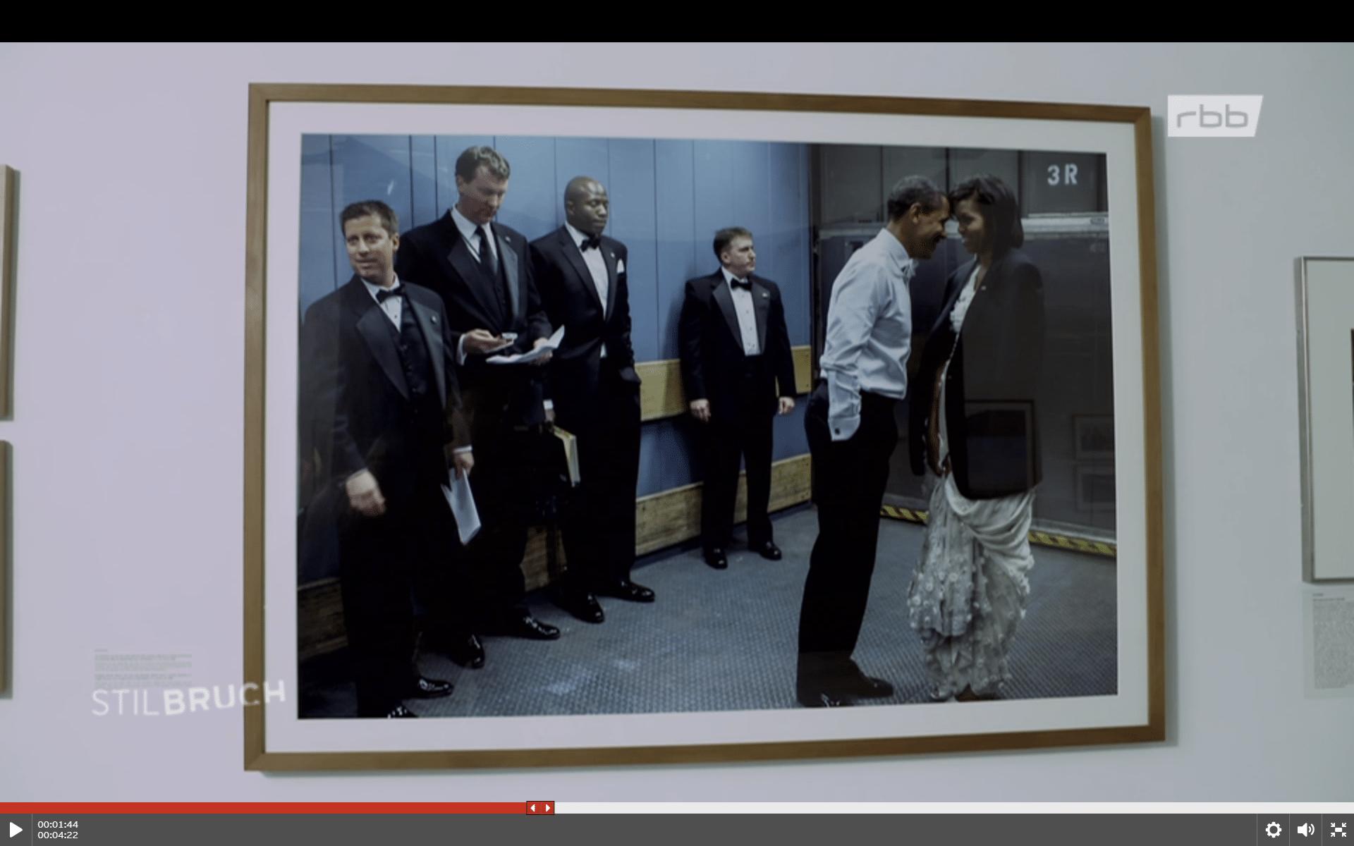 Mediathek-Tipps zum Thema Fotografie: Im Gespräch mit Obamas Chef-Fotografen