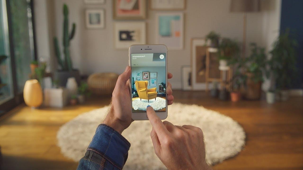 Möbelkauf Per App: Augmented Reality Holt Virtuelle Sofas Ins Zimmer |  Heise Online