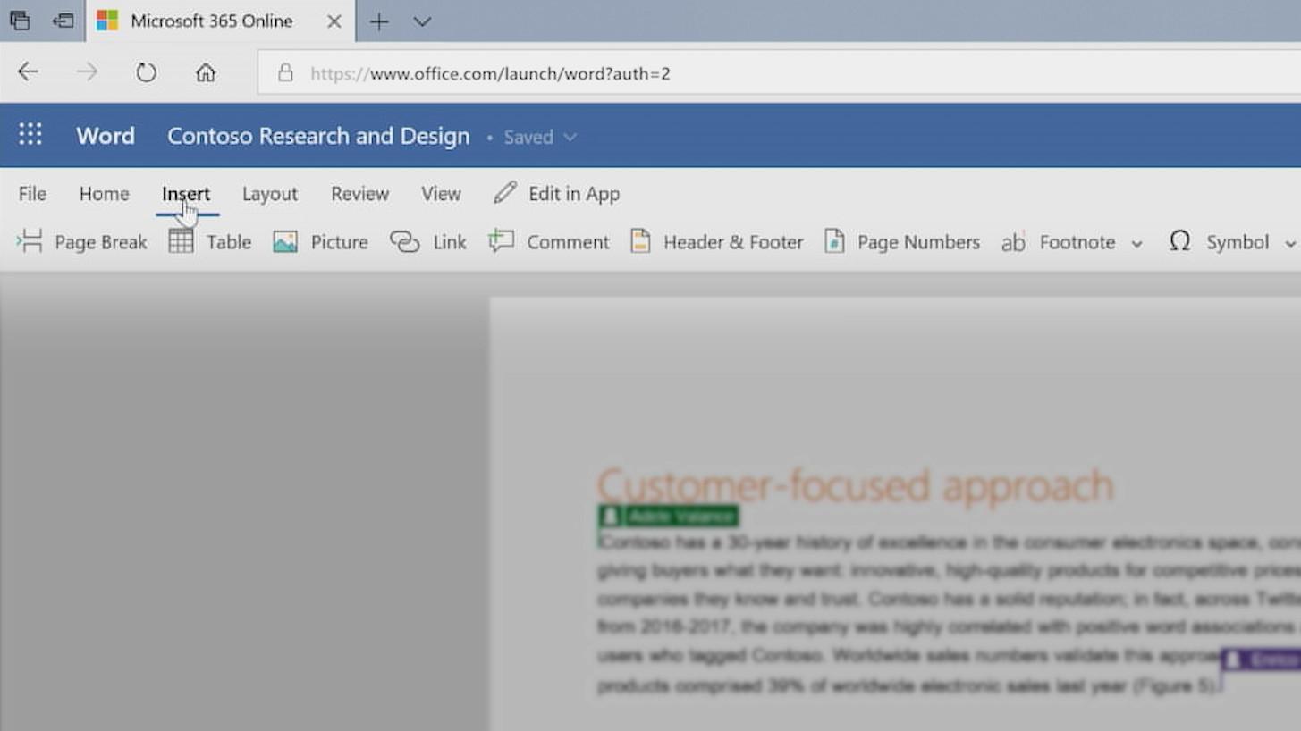 Microsoft Modernizes The Design Of Office 365