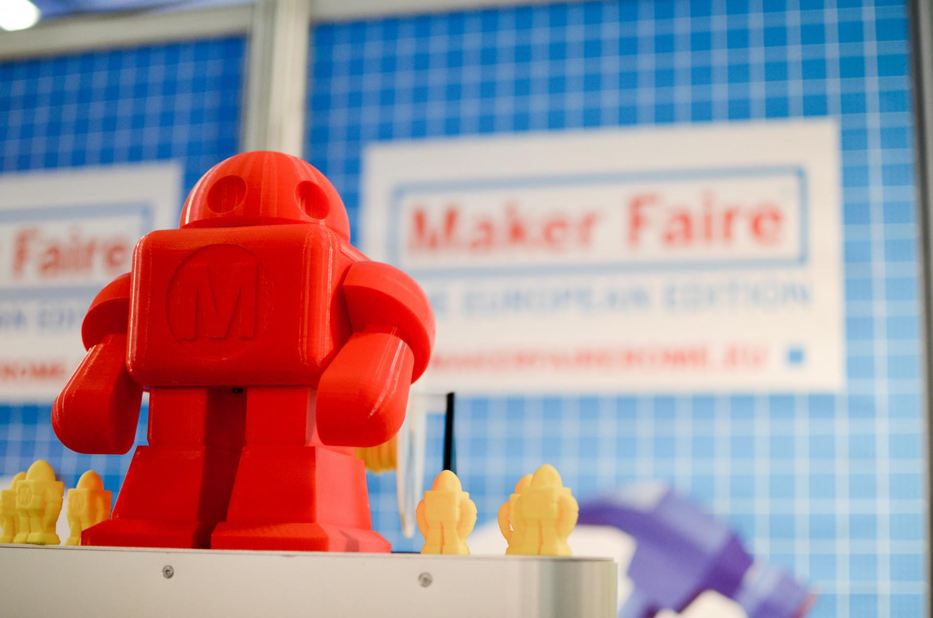 Makers for Space: Jetzt für die Maker Faire Rom anmelden | Make