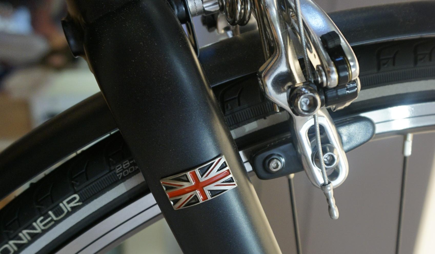Single-Speed E-Bike CooperE: Wie Motor und Akku im Rad verschwinden