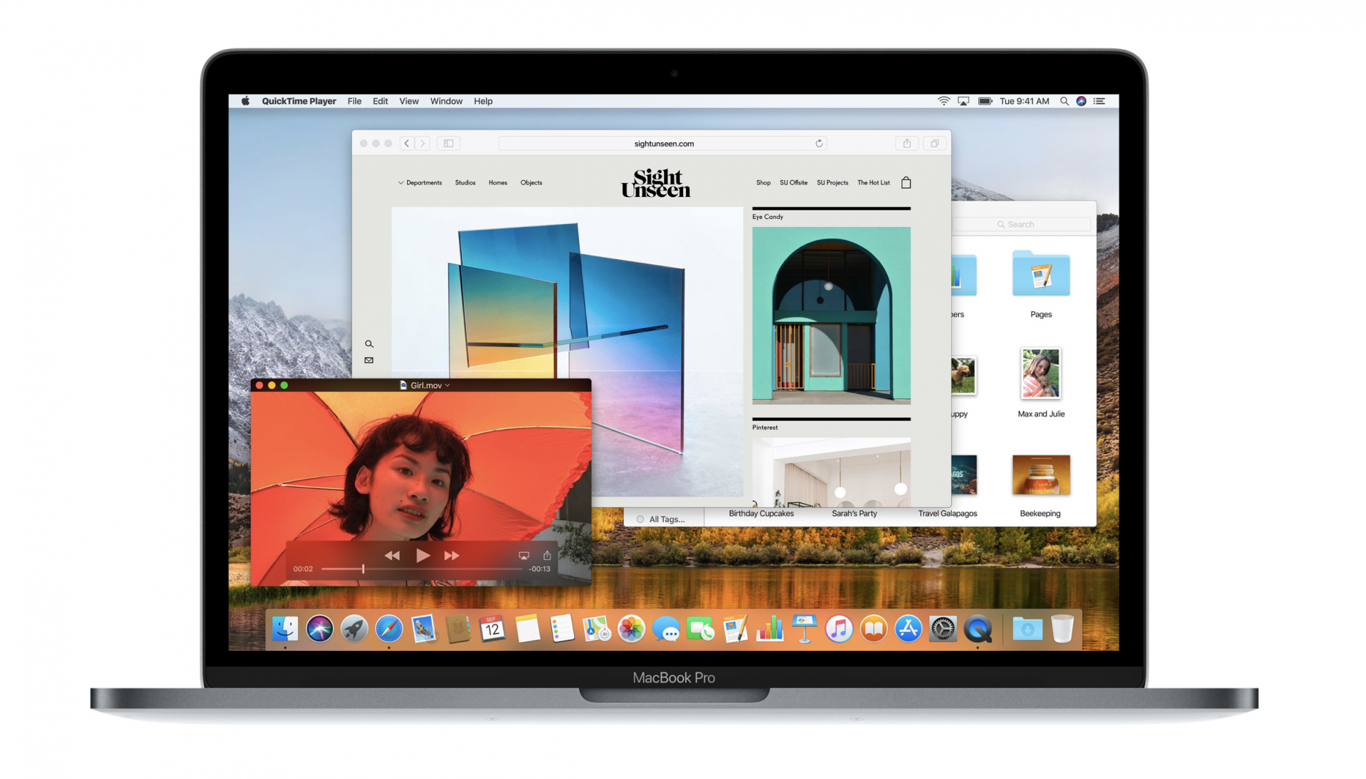 macOS High Sierra loggt erstmals App-Nutzung