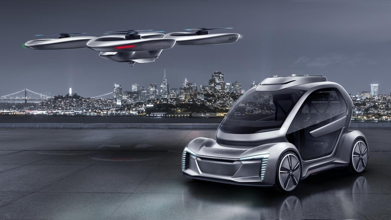Japan arbeitet mit Uber, Airbus und Boeing an Flugautos