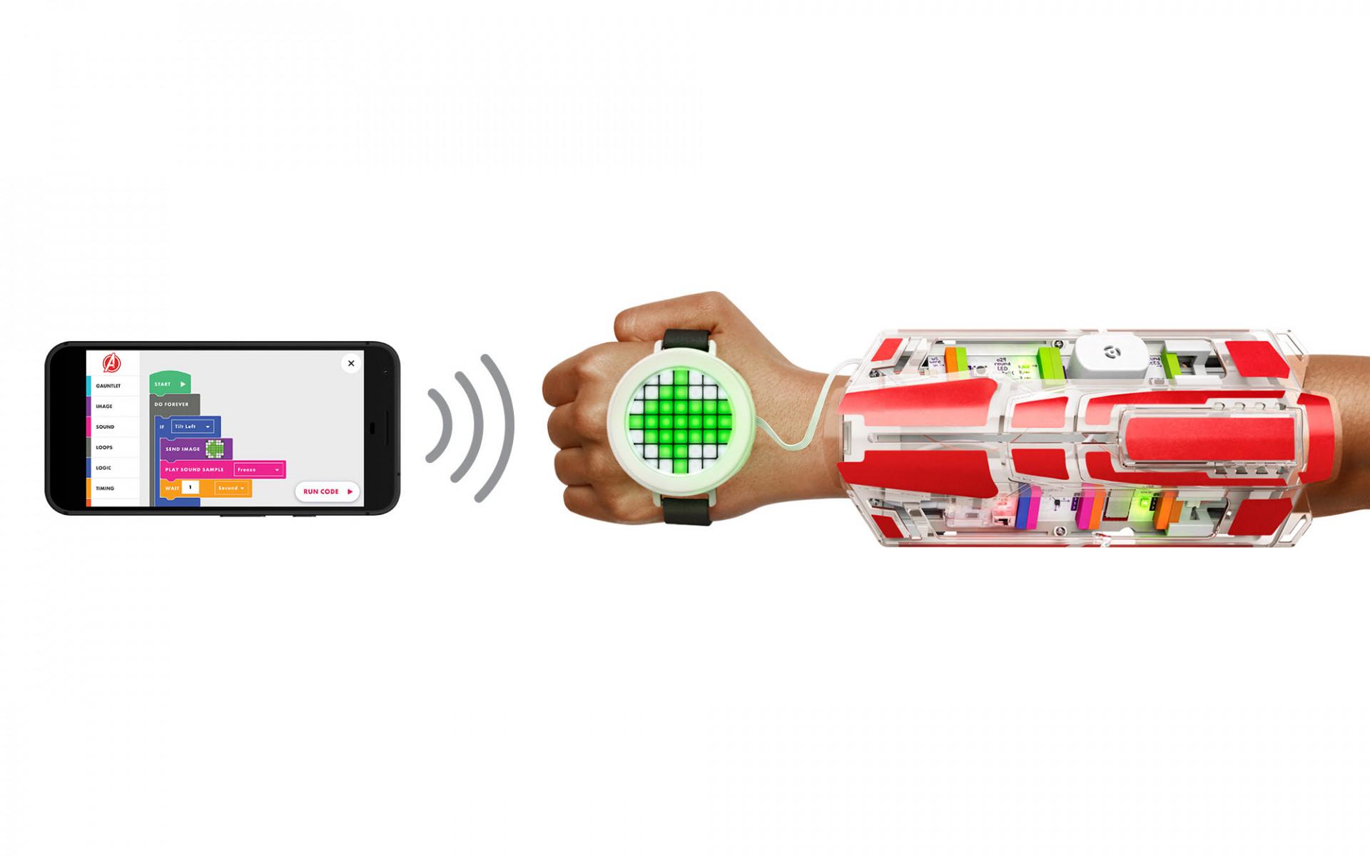 Superheldenausstattung: LittleBits Avengers-Kit jetzt erhältlich