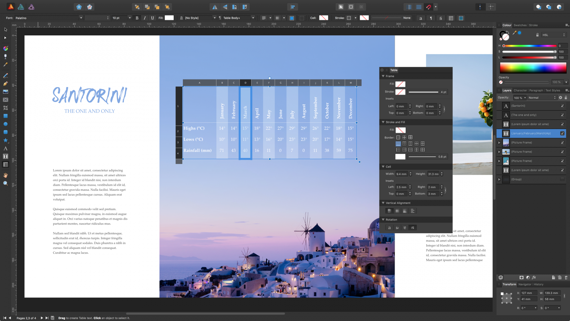 Desktop-Publishing: Affinity Publisher fordert Adobe InDesign heraus