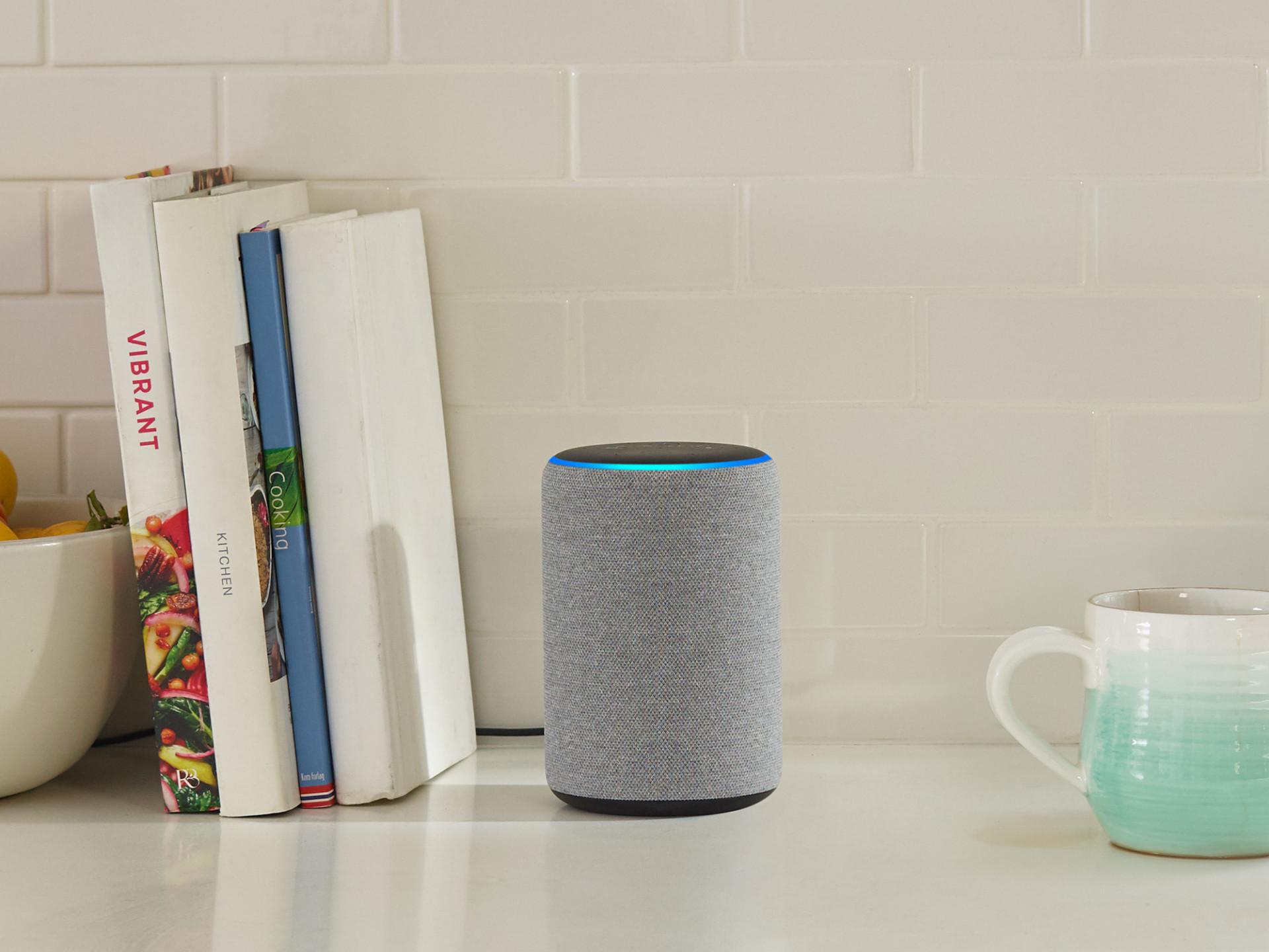 Echo Plus: Besserer Sound, mehr Smart-Home-Funktionen und smarte Steckdosen
