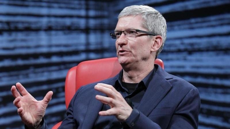 Nach Datensammel-Kritik: Apple-Chef verteidigt Milliarden-Deal mit Google