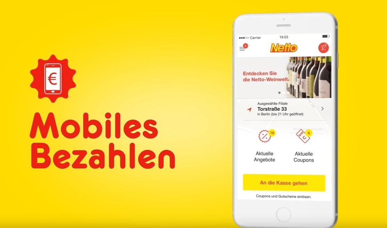 Mobiles Bezahlen Netto Bringt Paypal An Die Ladenkasse Heise Online