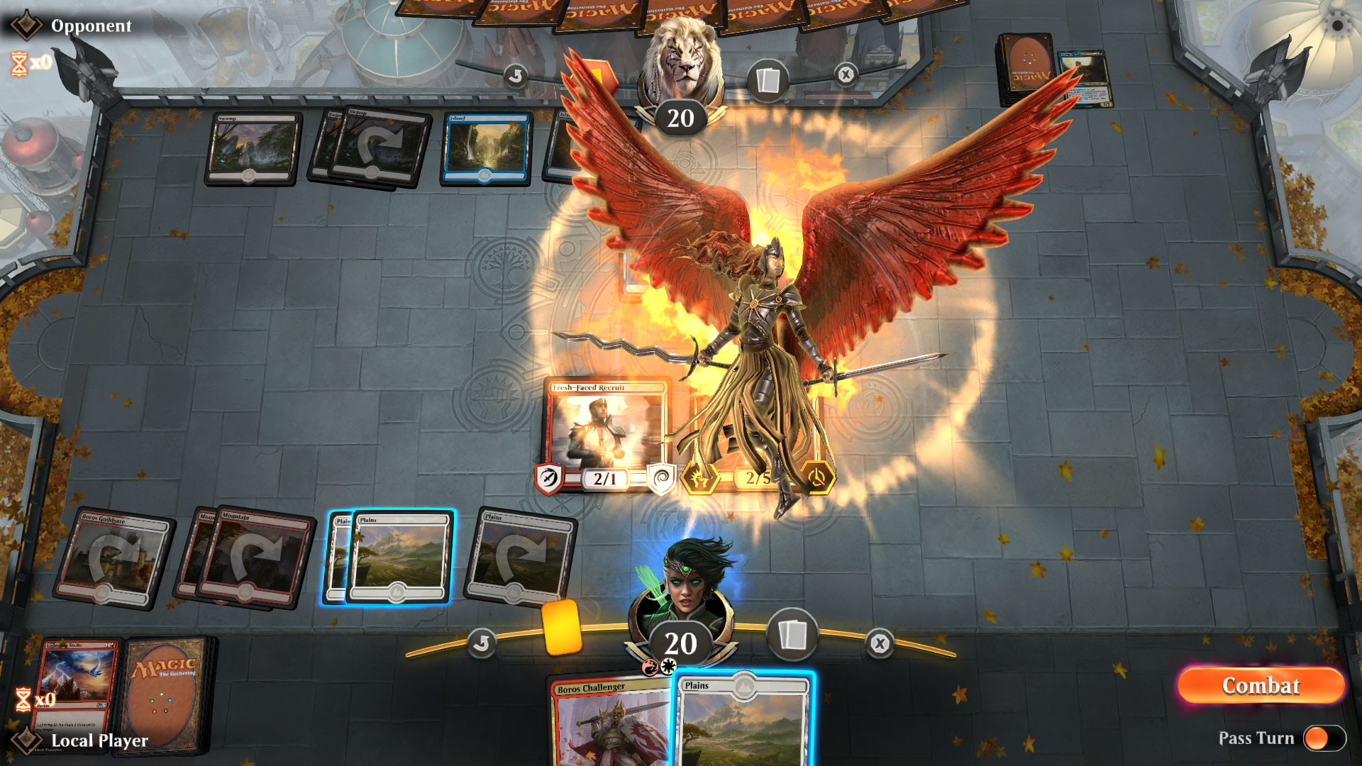Magic: The Gathering se supone que es un e-sport