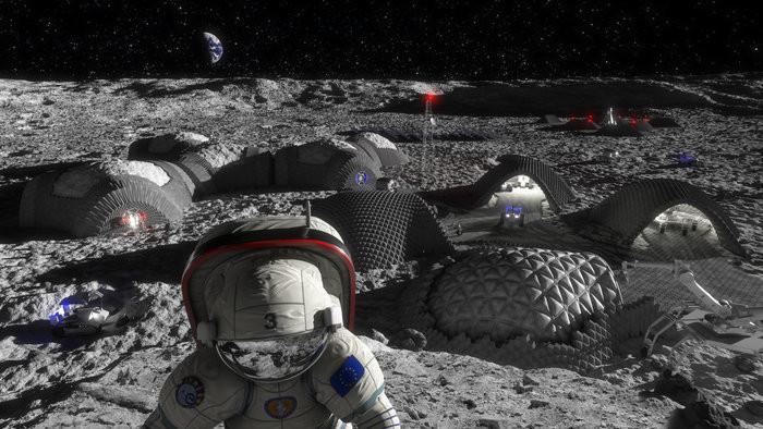 """""""Wir üben Mond"""": Neue Trainingsanlage für Astronauten in Köln"""