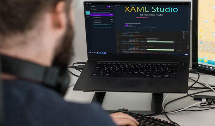 QnA VBage Microsoft veröffentlicht XAML Studio zum Prototyping von UWP XAML