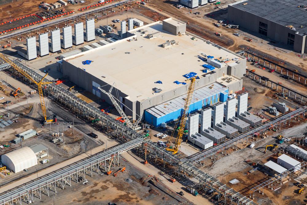 Google will zwei neue Rechenzentren mit erneuerbarer Energie betreiben