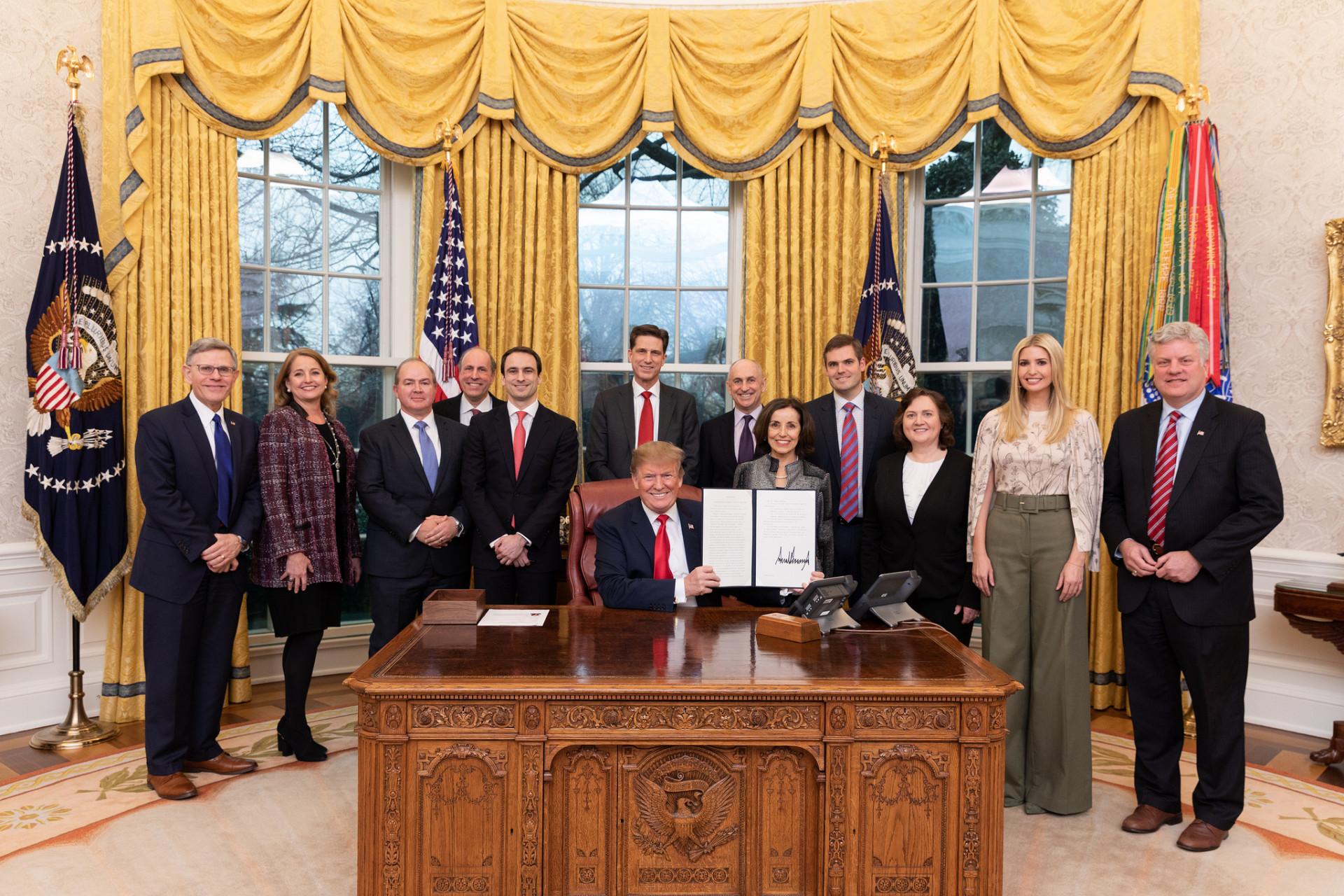 Trump will mehr künstliche Intelligenz made in USA