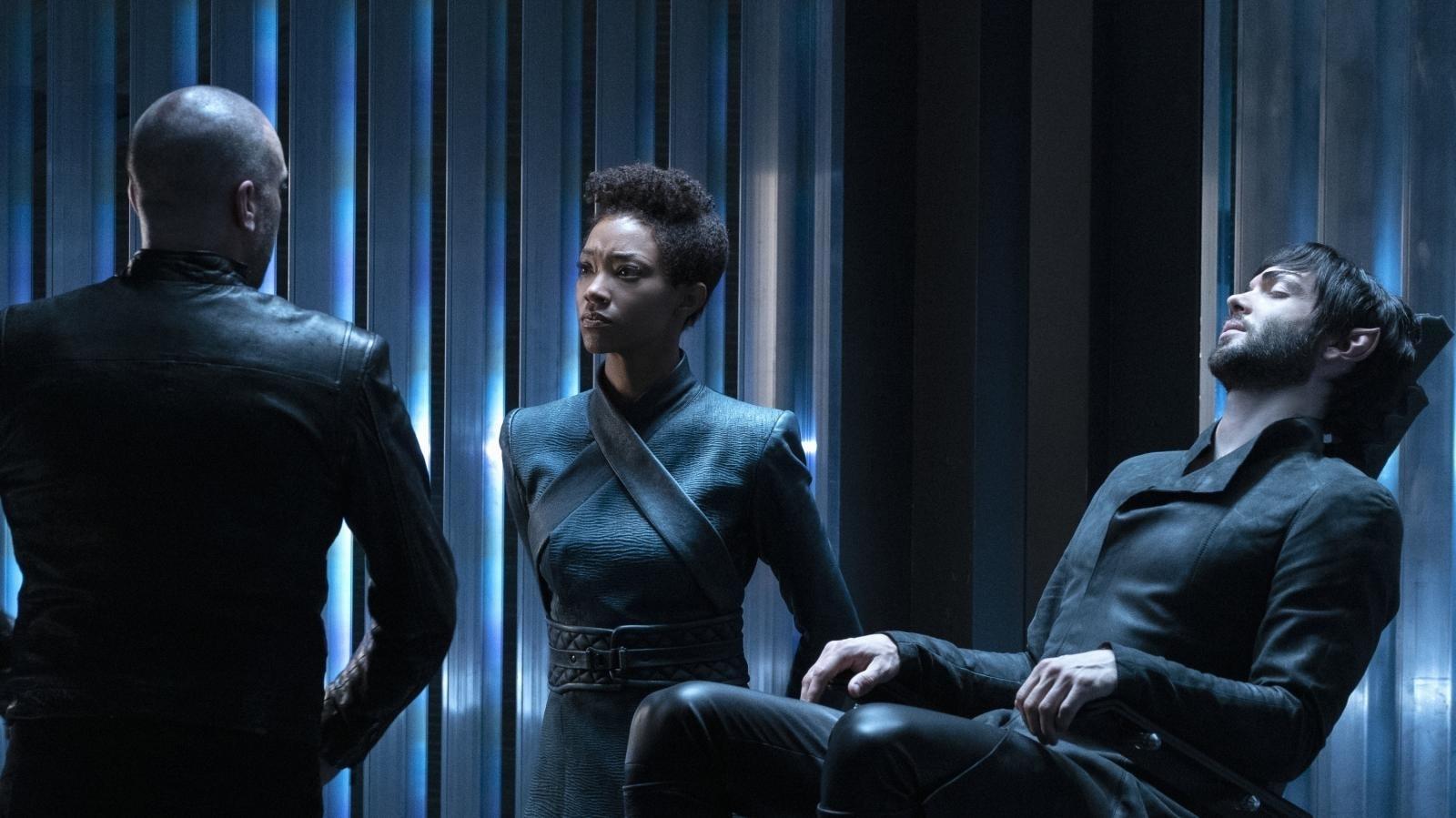 Talos IV wird zum Wendepunkt für Star Trek Discovery