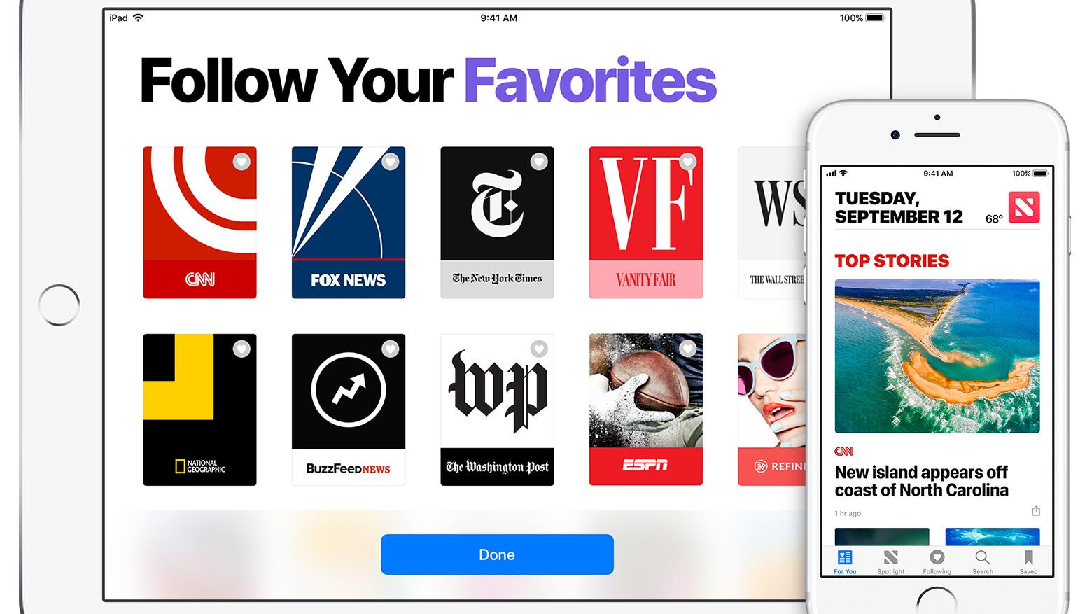 Nachrichten-Abo-Dienst von Apple: Große US-Zeitungen wollen angeblich nicht