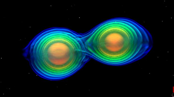 Neue gute Kandidaten für Gravitationswellen entdeckt