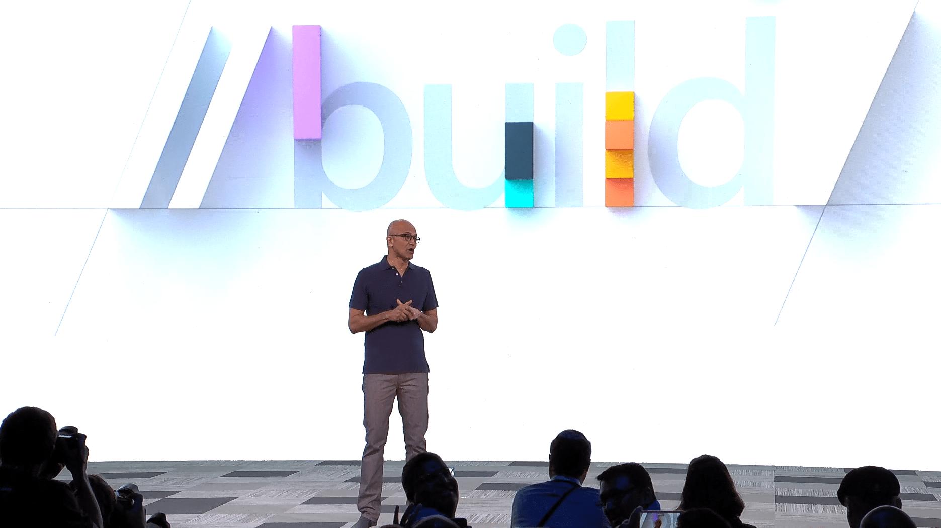 Entwicklerkonferenz Microsoft Build: Viel Azure-Cloud, wenig Windows