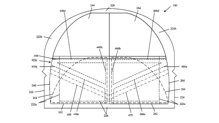 Apple lässt sich Autotür patentieren