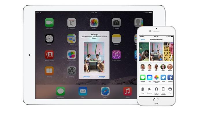 Dateidiebstahl und mehr: Problematische Lücken in Apples AirDrop-Technik