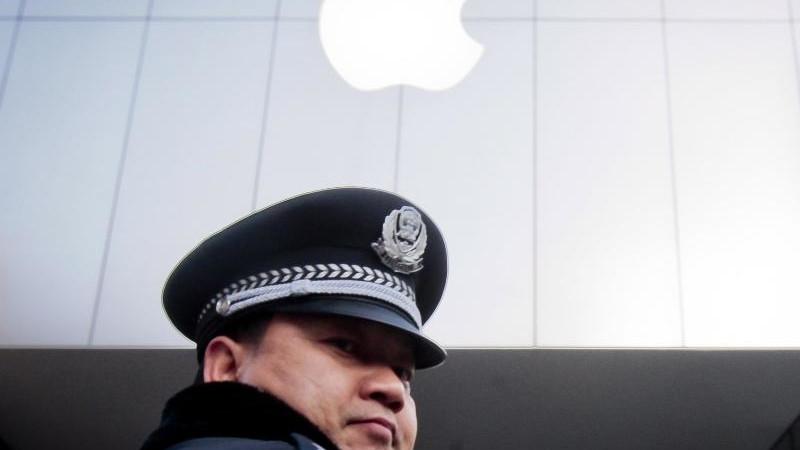 """""""Boycott Apple""""-Bewegung bedroht Apples Chinageschäft"""