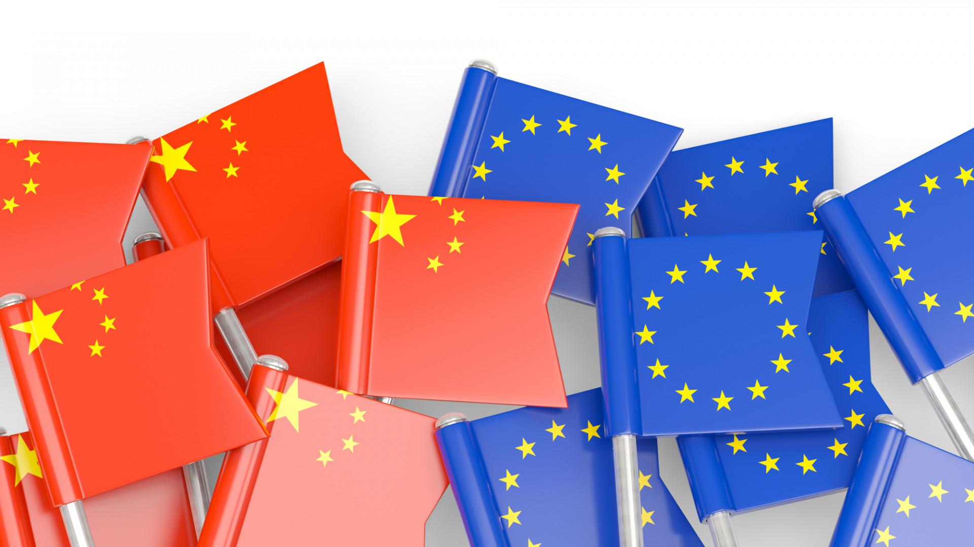 Handelsstreit zwischen USA und China belastet Europas Firmen