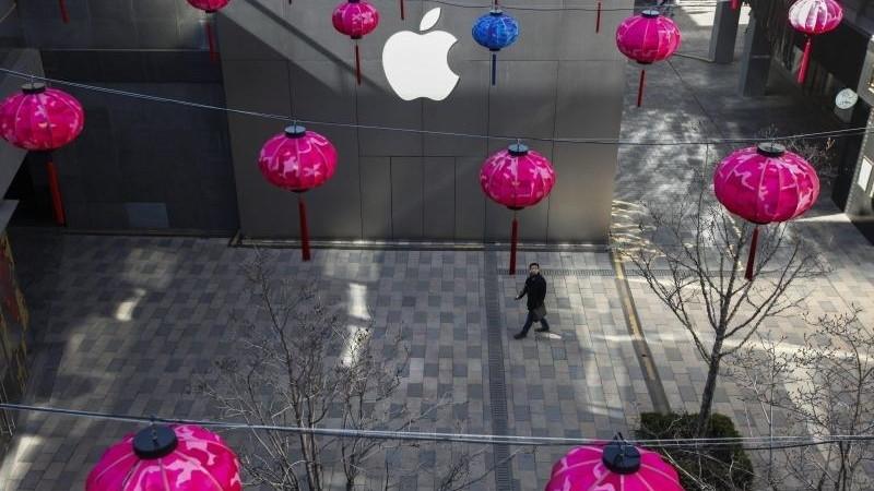 Bericht: Apple beginnt mit Produktionsverlagerung weg aus China