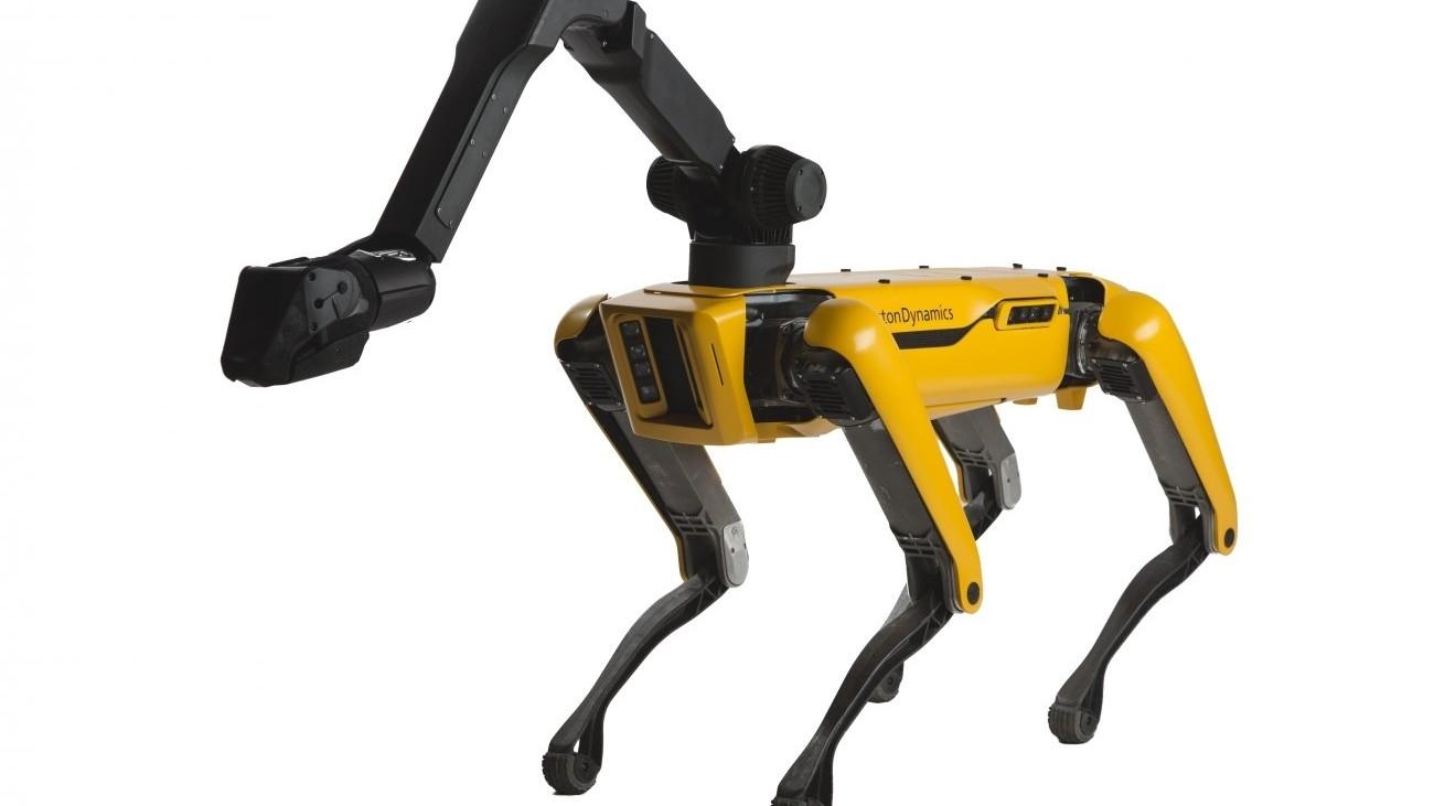 Boston Dynamics: Roboter Spot steht kurz vor Markteinführung