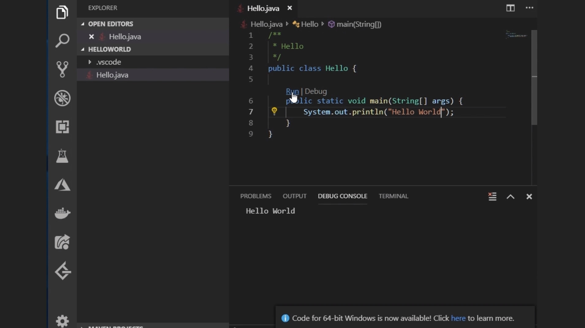 Microsoft stellt Visual Studio Code Installer für Java bereit